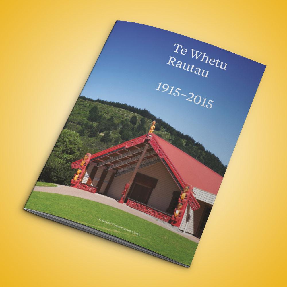 Te Whetū Rautau – 1915 – 2015